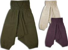Pantalones de niña de 2 a 16 años de 100% algodón
