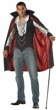 California Costumes Men's Very Cool Sexy Vampire Halloween Party Costume Cosplay