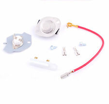 3392519 Dryer Thermal Cut Out Kit and 279816 and Fuse for Whirlpool, Kenmore