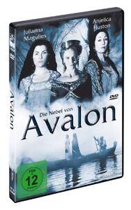 Die Nebel von Avalon [DVD/NEU/OVP] nach dem Fantasyroman von M. Zimmer Bradley.
