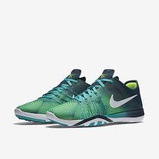 WOMENS NIKE FREE TR6 PRT  SZ 7.5  807113 002    2017 trainer running shoes