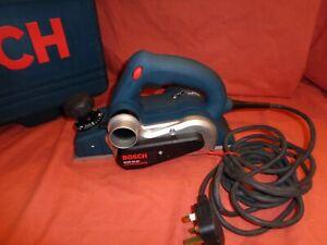 Bosch GHO 26-82 240v Planer 82mm Planer 710 Watt + Case