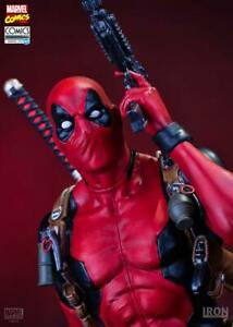 Iron Studios Deadpool 1/10 Very Rare!