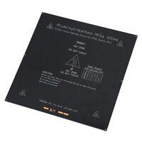 Heat Bed 3mm Aluminium PCB Heatbed 12v24v bed for MK3/MK2A 3D Printer
