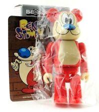 Medicom Bearbrick Be@rbrick 100% Series 34 Animal Ren & Stimpy S34 Toy