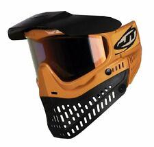 Jt Spectra Proflex Le Thermal Paintball Goggle Mask - Orange / Black