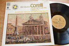 CORELLI Concerti Grossi KUIJKEN La Petite Bande LP harmonia mundi 065-99613 nm