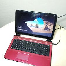 New listing hp pavilion 15 Laptop (intel i5-3317U 1.7Ghz, 6Gb Ram, 500Gb Hdd, Win10, No-Bat)