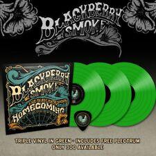 "Blackberry Smoke 'Homecoming (Live In Atlanta)' 3x12"" Green Vinyl - NEW"