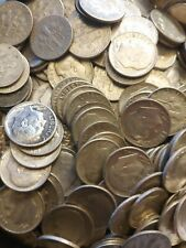 $5 Face Value Roosevelt Dimes 90% Silver 50 Coin Roll (Circulated)