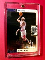 Michael Jordan UPPER DECK SP HOLOFOIL GOLD TRIM 1995-96 CARD #23 - Mint!