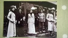 Imperial Russia. Photograph 4. Tatiana, Olga & Maria.