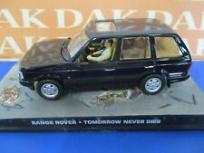 Die cast 1/43 Modellino Auto 007 James Bond Range Rover - Tomorrow Never Dies