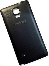 Original Samsung Galaxy Note 4 N910F Akkudeckel Akku Deckel Backcover Schwarz
