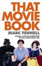 Libro de esa película: extraños y maravillosos parpadean, impresionante para cada fin de semana de..
