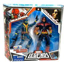 Marvel Legends Warpath Deadpool Toys R Us Exclusive 2 pack TRU action figures