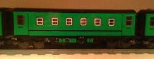 LEGO® City Eisenbahn grüner Salonwaggon 6x36 MOC bricktrain