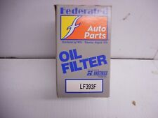 Federated LF393F Oil Filter
