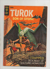 Turok Son Of Stone #52 - Trapped In A Nest Of Vultures - (Grade 2.5) 1966
