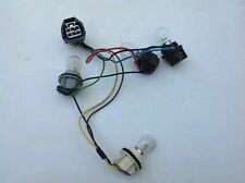 RANGE ROVER SPORT REAR TAIL LIGHT LAMP BULB HOLDER WIRING LOOM HARNESS 2005-2009