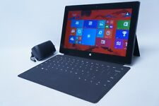 Microsoft Surface RT 64GB, Wi-Fi, 10.6in - Dark Titanium w Touch Cover + Charger