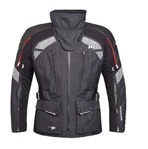 Hein Gericke Tripmaster sheltex Jacke Fb.grau/schwarz Gr.56 UVP: 599,95€