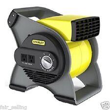 Stanley Blower Fan High Velocity Fresh Air Wind Utility Garage Powerful Quiet