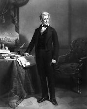 """New 8x10 Photo: 7th President of the United States Andrew Jackson, """"Old Hickory"""""""