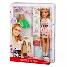 Project Mc2 Experiment with Doll - Adrienne's Volcano