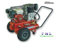 Motocompressore Airmec TEB22-680 K25-HO (680 lt/min) motore Honda GX 200