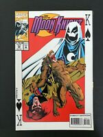 MARC SPECTOR MOON KNIGHT #52 MARVEL COMICS 1993 VF/NM