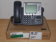 NEU Cisco CP-7960G-CH1 IP Telefon Global VoIP one station user license OPEN BOX