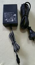 DELTA 12V 1.25A 15W AC POWER SUPPLY ADAPTER Model  ADP-15ZB WITH POWER CABLE