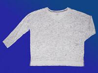Damenshirt  leichter Pullover Sweatshirt Tunika  weiter Schnitt Gr. XL ungetrage