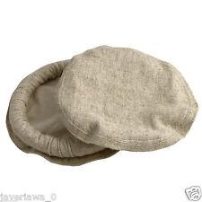3pc Handmade afghan pakol pakul wool hat cap topi for men and women Pakistan