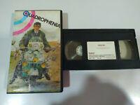 Quadrophenia THE WHO 1979 113 Min - VHS Tape Spanish 2T