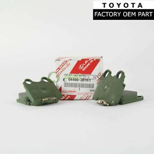GENUINE TOYOTA LEXUS GS300 GS400 GS430 IS300 SC430 REAR BRAKE PAD OEM 0446630161