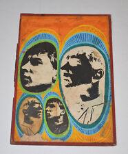 1968 Original Cuban Movie Poster MOCK UP.Tengo 19 años.Unique Art Piece!Reboiro