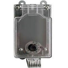 Waterproof Thermostat - Controls 30°F to 110°F - Stainless Steel Sensor