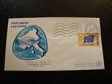 FRANCE - enveloppe 4/2/1963 yt service n° 27 (cy19) french