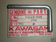 NOS Kawasaki KZ1000 KZ650 Seat Pivot Pin 92043-1021