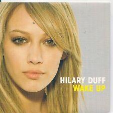 CD SINGLE PROMO--HILARY DUFF--WAKE UP--2005