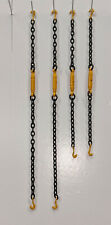 Tractor Trailer Equipment Chain Tensioners - In Authentic Liebherr Yellow 1/50th
