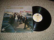 THE EXECUTIVES GOIN PLACES ORG POP SOUL LOUNGE PVT PRESS LP AUTOGRAPHED
