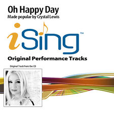 Crystal Lewis - O Happy Day - Accompaniment Track