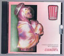 CCCP FEDELI ALLA LINEA CANZONI PREGHIERE DANZE CD MADE IN ITALY COME NUOVO!!!
