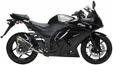 2008-2014 Ninja 250R Two Brothers Carbon Slip On Exhaust 2010 2011 2012 2013