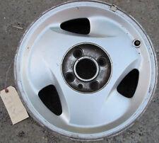 """Saab Directional Left 15"""" 3 Spoke Rim Wheel - 4004735 - Fits Classic 900, 9000"""