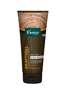 Kneipp 2 in 1 Dusche Kraftvoll (3er Pack)