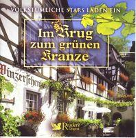 Im Krug zum grünen Kranze  -   Reader's Digest   4 CD Box